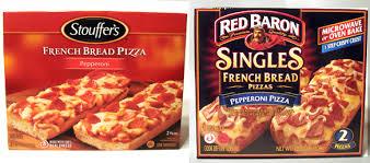 french bread pizza stouffer s. Plain Stouffer Stouffers Vs Red Baron Throughout French Bread Pizza Stouffer S