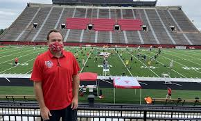 YSU's Payne: Virtual Shows Keep Band on the March | Valley Tough