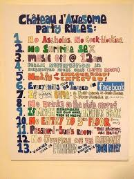 House Rules For Roommates Template Image Result For House Rules New College Apartment Roommates