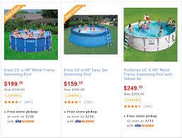 above ground pools walmart. Delighful Ground For Above Ground Pools Walmart O