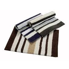 Tan Bathroom Rugs Saffron Fabs Bath Rug Reviews Wayfair