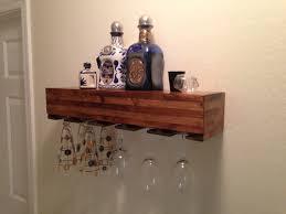 Eye Wooden Wine Glass Rack Wine Glass Racks Stemware Her Hanging ...