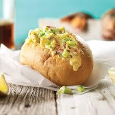 Saffron Aioli Lobster Roll Recipe from ...