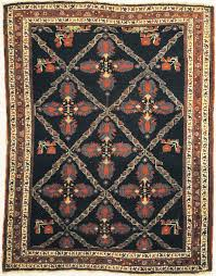this antique afshar rug is the best of its type sold by santa barbara design