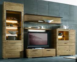 Small Picture Wall Unit by Hartmann Cubo modern wall units in solid wood design