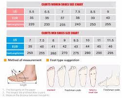 Clorts Size Chart Ptt Outdoor