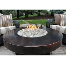 round gas fire pit table extraordinary modern outdoor propane finest marvelous decorating ideas 3