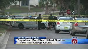 Orange County deputies identify man shot, killed by brother