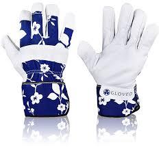 Small Picture Amazoncom Zeemplify Leather Gardening Gloves for Women Medium