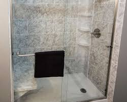 convert bathtub to shower. Before After Convert Bathtub To Shower E
