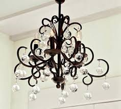 pottery barn bellora chandelier chandelier pottery barn i think this may be too casual for your
