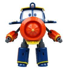 Купить Трансформер <b>Silverlit Robot Trains</b> Виктор 80168RT синий ...