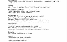 High School Co Op Cover Letter Examples Cover Letter