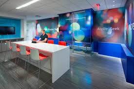 sales office design. Microsoft Office And Customer Center Design By Perkins+Will, Hartford \u2013 US Sales I