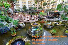 Night at the Opryland Hotel Packages A Country Christmas ...