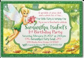 Tinkerbell Invitations Printable Beautiful Free Tinkerbell Invitation Templates Idea