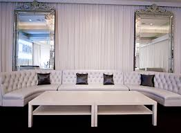 sls white tufted lounge furniture