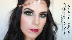 arabian nights makeup tutorial lindasbeautyworld