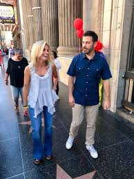 """Tracy Smith on Twitter: """"Tomorrow @CBSSunday 10/15 @jimmykimmel on how he  ended up in Hollywood...and how his show got personal (and political)…  https://t.co/q0FVVEuFn1"""""""