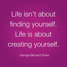 "Funny Quotes About Finding Yourself Best Of Best Life Quote ""Life Isn't About Finding Yourself Life Is About"