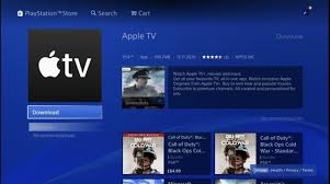 The Apple TV app is now available for download on PlayStation 4 and  PlayStation 5