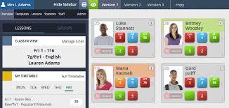Class Planner Online Mintclass Classroom Seating Planner