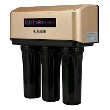 Máy Lọc Nước Ro 5 Cấp Lọc Uống Trực Tiếp, Có Đèn Báo Thay Lõi Eurolife  EL-Ro-600H (Đen Vàng) - Thiết bị lọc