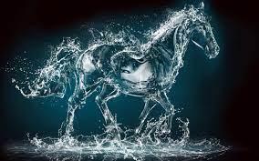 3D Horse wallpaper