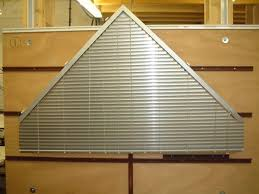 Angled Mount Vertical Blinds Search For Better Triangle Window Blinds Triangular Windows