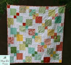 12 Free Charm Pack Quilt Patterns to Stitch Up & Stitch and Slice Baby Quilt Charm Pack Adamdwight.com