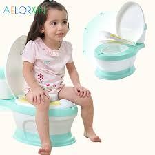 6m 8t Portable Toilet Childrens Potty Baby Potty Training Girls Boy Kids For Kids Newborns Toilette Urinal Toilet Seat Nursery