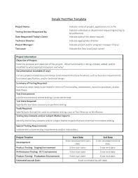 Website Testing Template Mobile Application Development Project Plan