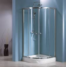 china competitive simple tempered glass shower enclosure hr 249q with double side easy clean coating china shower enclosure shower room