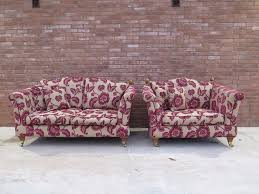 scs windsor 2 seater sofa and snuggle chair armchair suite cat scratches