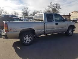 Stock# T16452A USED 2000 CHEVROLET SILVERADO 1500   Las Cruces, New ...