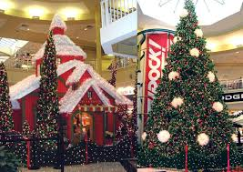 Christmas Decoration Design Shopping Center Christmas Decorations Holiday Mall Displays 49