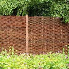 willow fence panels photo 1 of removable willow fence panels exceptional willow garden fence panels 1