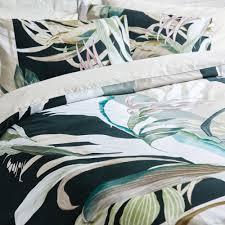 primark bedding palm leaf
