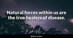 Hippocrates Quotes 67 Amazing Natural Forces Within Us Are The True Healers Of Disease