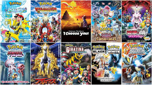 Pokemon All Movies List 1 To 22 // Technical Goku - YouTube
