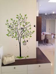 happy birds tree wall sticker
