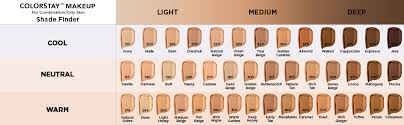 Rimmel Stay Matte Foundation Color Chart Revlon Cos Revlon Colorstay Makeup For Combination Oily Skin 150 Buff 1 Fl Oz 1 Oz