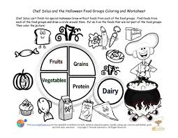 Small Picture Holidays 10 Chef Solus and the My Plate Healthy Halloween Brew
