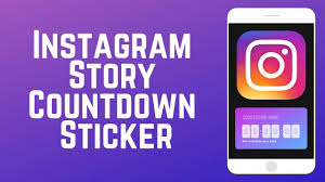 How To Use The New Instagram Story Countdown Sticker