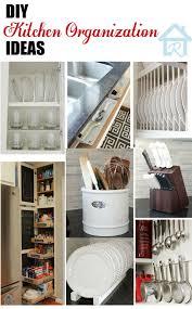 DIY Kitchen Organization Ideas Remodelando La Casa Adorable Kitchen Organization Ideas