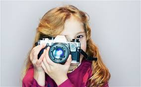 Image result for children taking pictures with a camera pictures