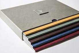 pack of 5 large premium notebook set 5 soft cover subject notebooks in a grey