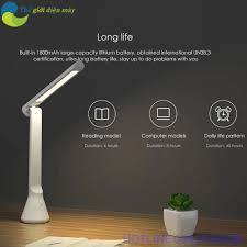 Đèn bàn học Xiaomi Yeelight YLTD11YL thời lượng pin tối đa lên đến 40h -  Bảo hành 6 tháng - Shop Thế Giới Điện Máy – Thế giới điện máy