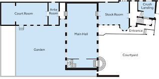 mail floorplan. To Arrange A Tour Of Our Hall And Garden Or Make An Enquiry Please Contact Kerry Pedrick, Tel: 020 7246 0999, E-mail: Marketing@stationers.org Mail Floorplan C