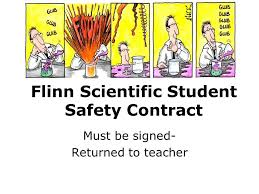 Flinn Scientific Student Safety Contract Ppt Video Online Download